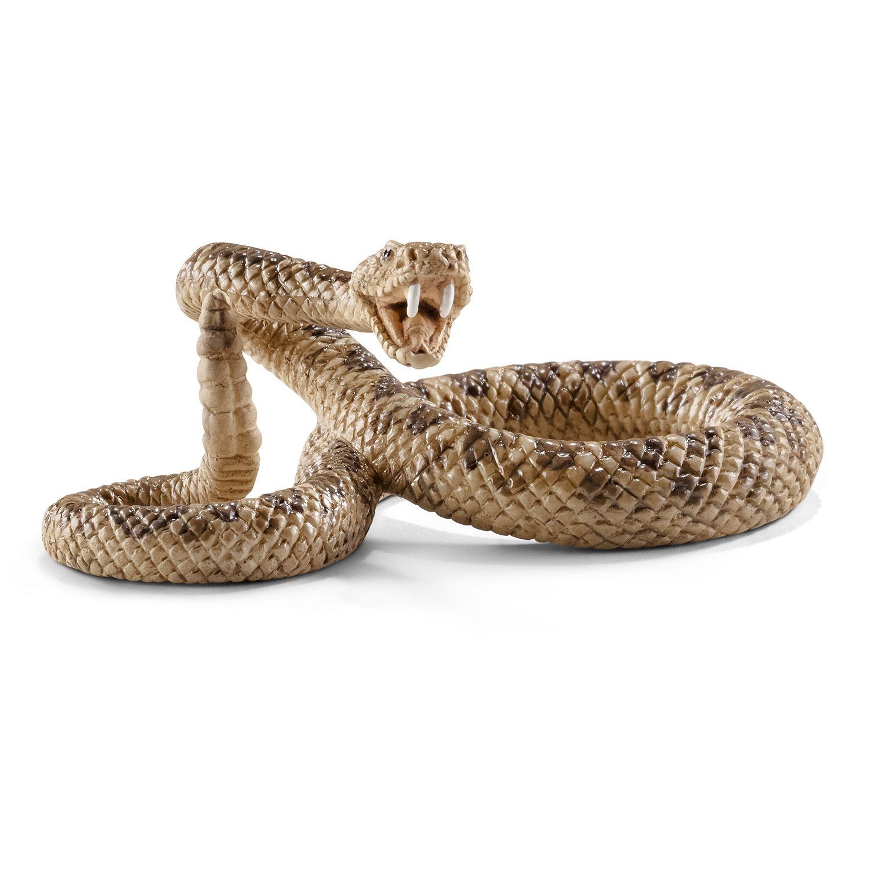 Фигурка Schleich от серията Дивия живот - Америка: Гърмяща змия - 1