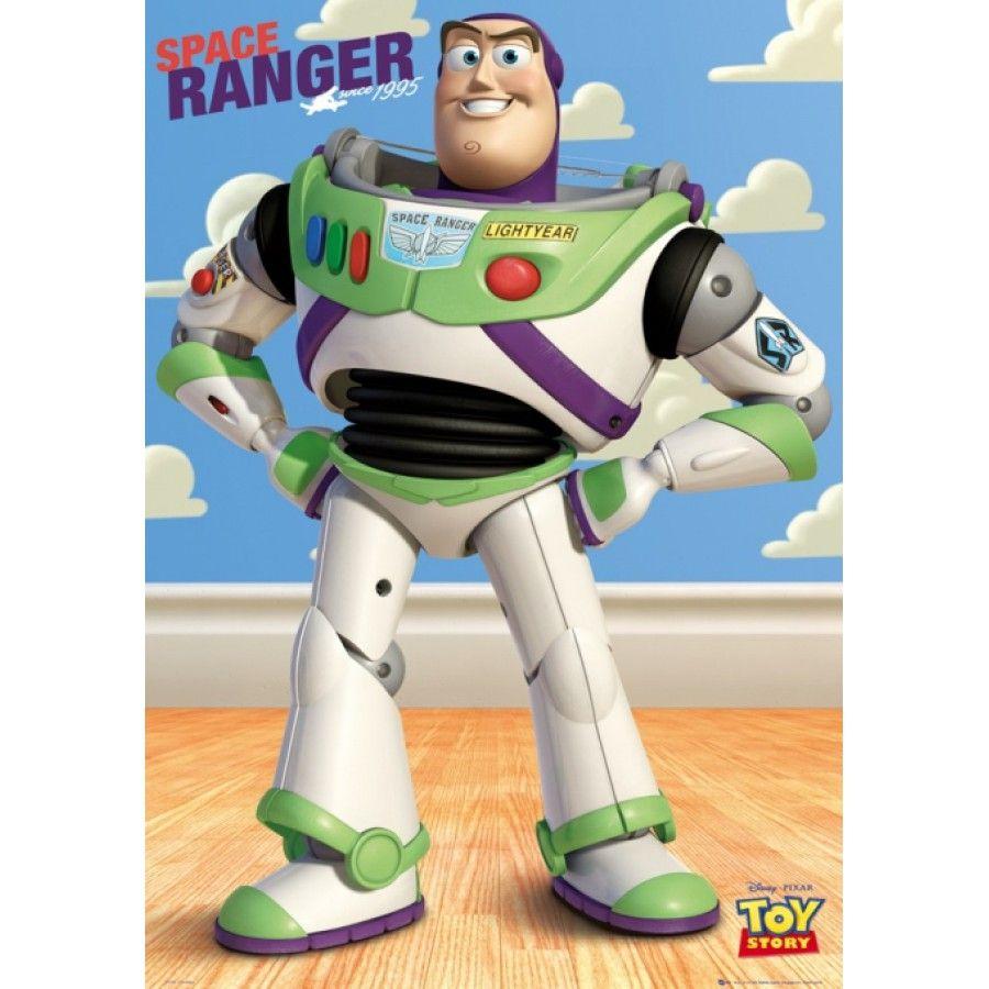 Макси плакат GB eye - Toy Story 3 buzz - 1
