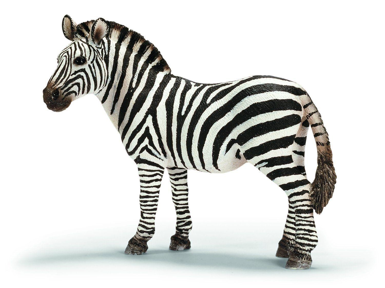 Фигурка Schleich от серията Дивия живот - Африка: Зебра - женска - 1
