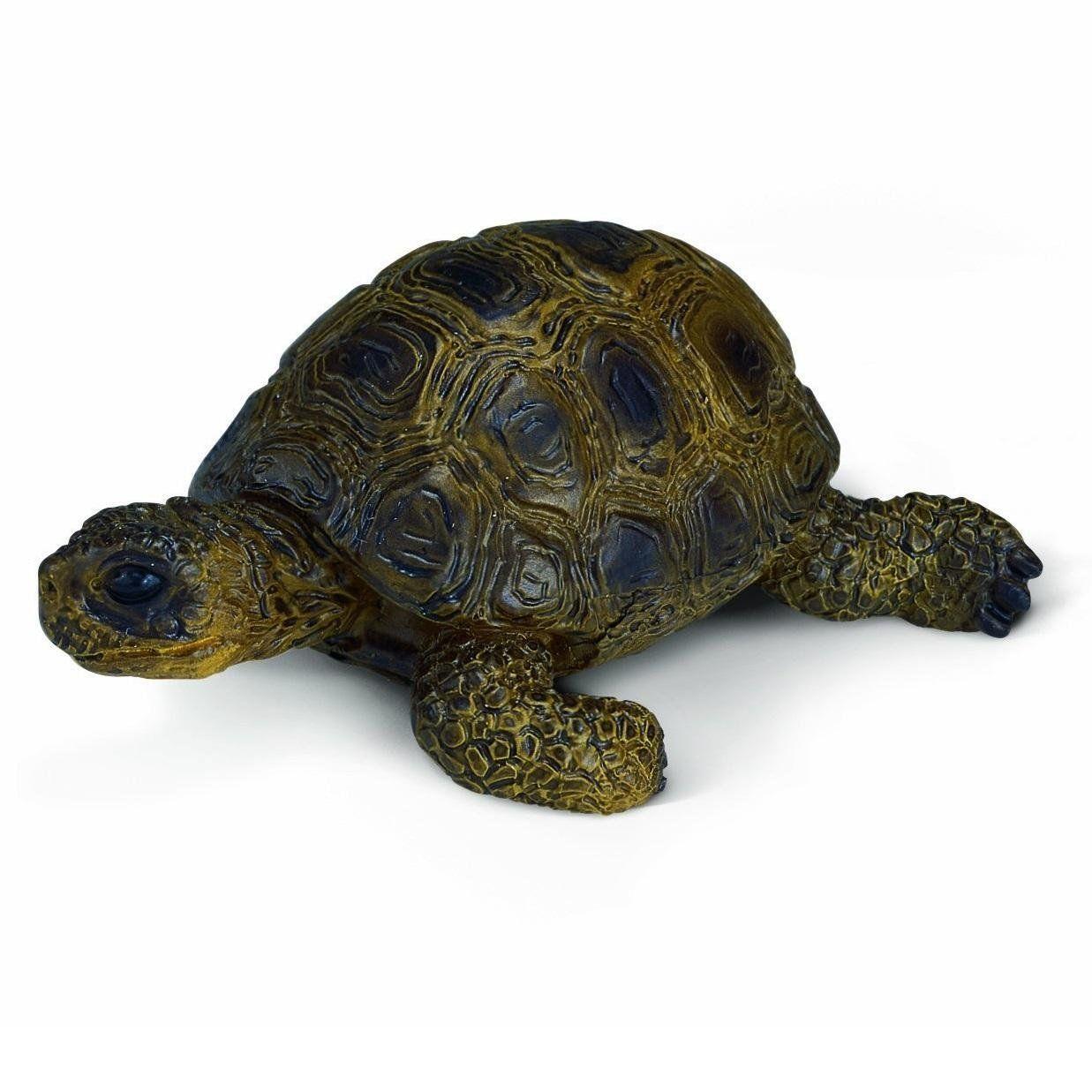 Фигурка Schleich от серията Малки домашни животни: Костенурка - малка - 1