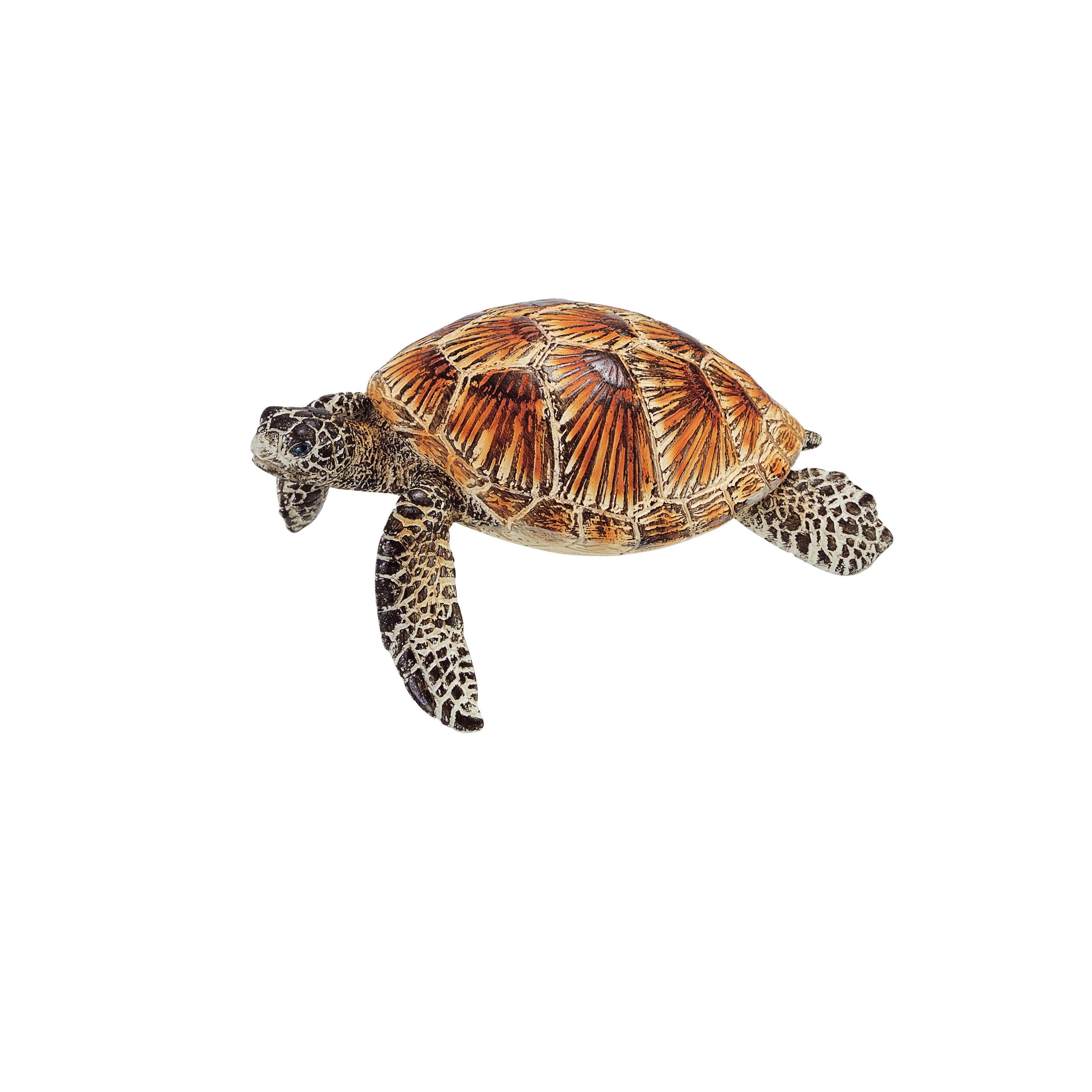 Фигурка Schleich от серията Дивия живот - Океан: Морска костенурка - 1