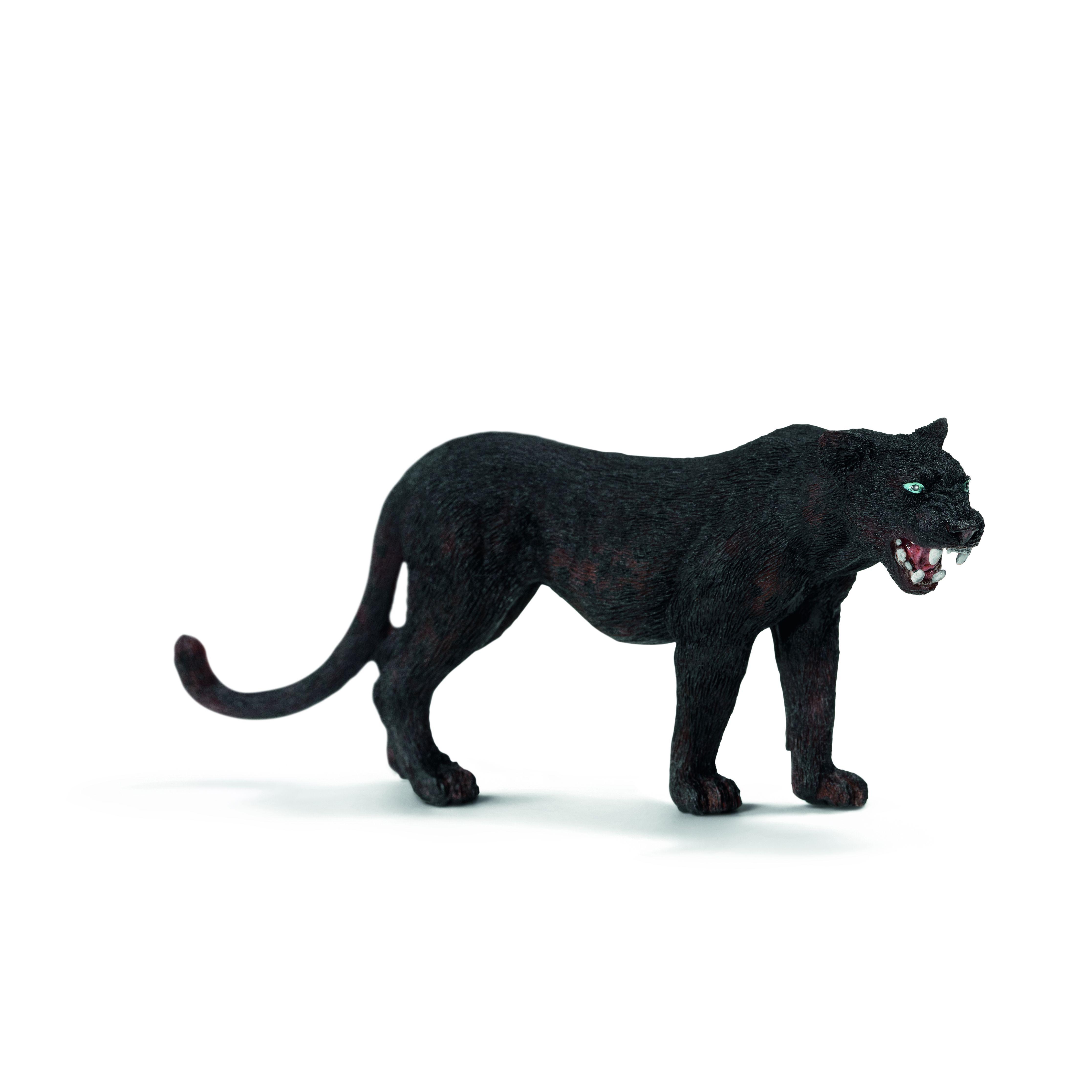 Фигурка Schleich от серията Дивия живот - Америка: Черна пантера - 1