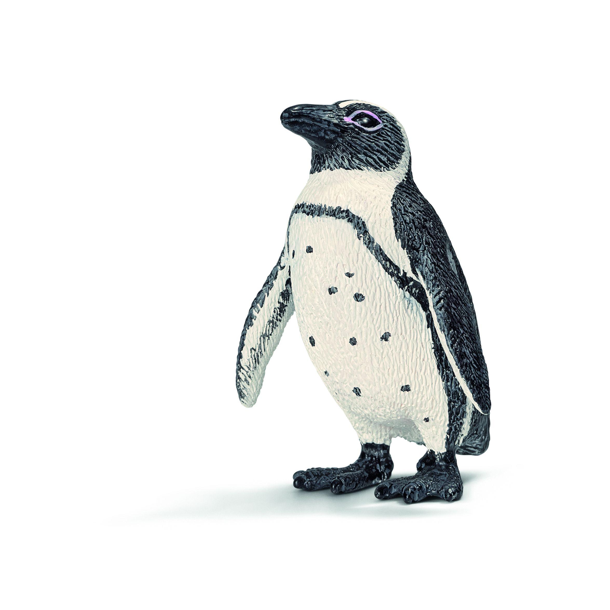 Фигурка Schleich от серията Дивия живот - Арктика и Антарктика: Африкански пингвин - 1