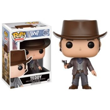 Фигура Funko Pop! Television: Westworld - Teddy, #457 - 2