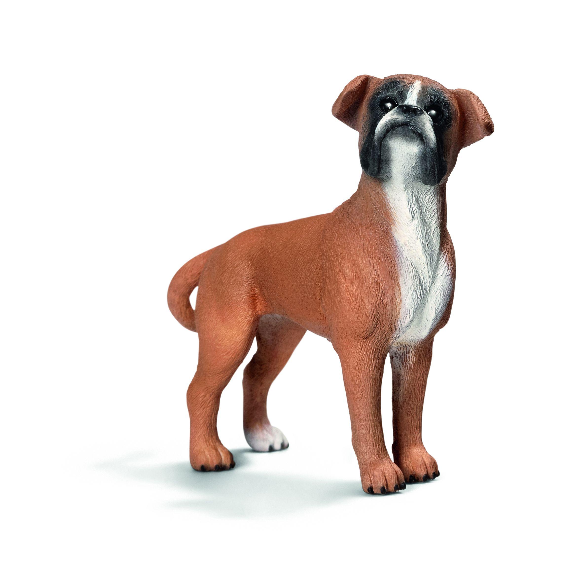 Фигурка Schleich от серията Кучета: Боксер, женски - 1