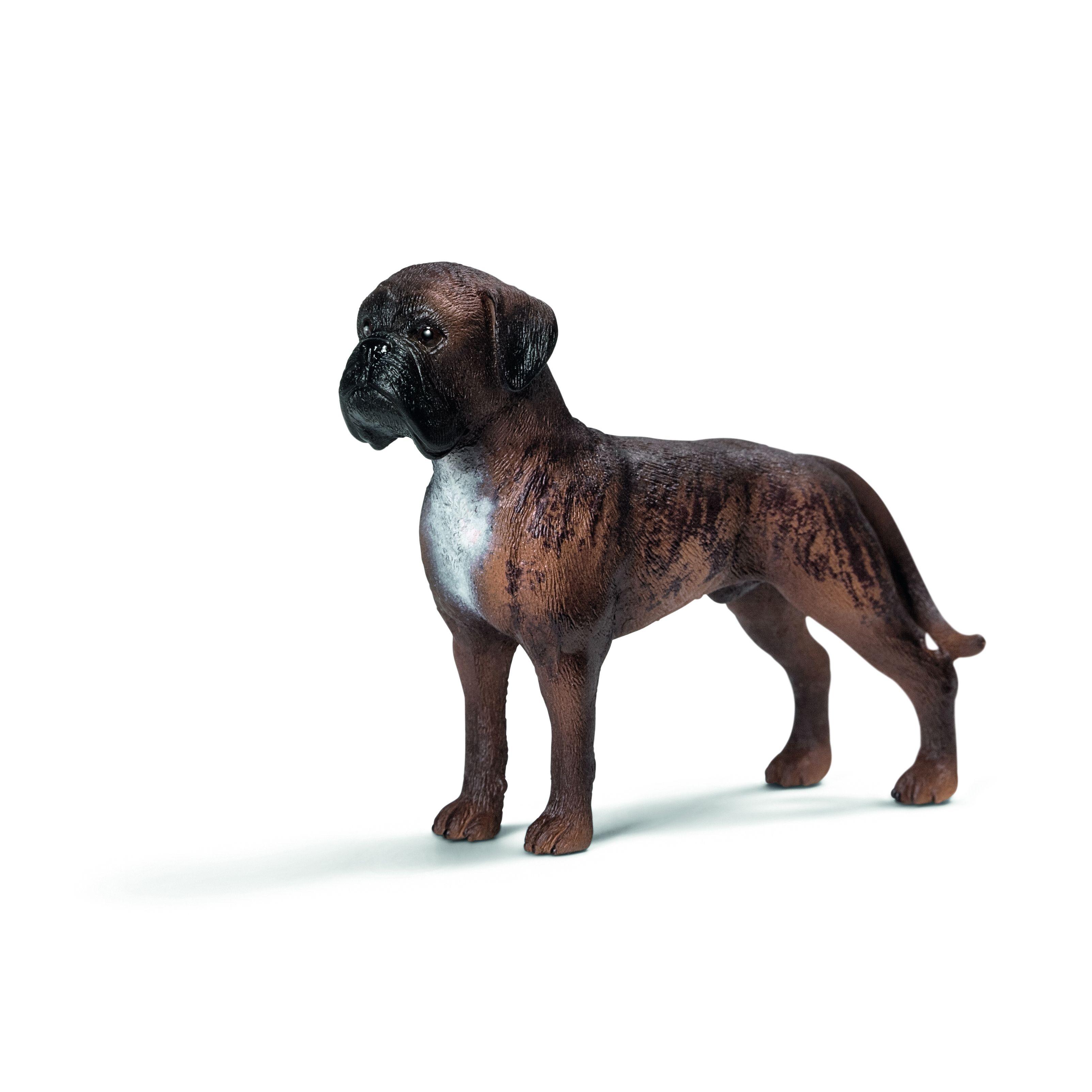 Фигурка Schleich от серията Кучета: Боксер, мъжки - 1