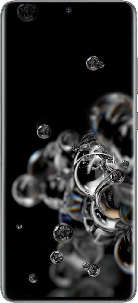 "Смартфон Samsung Galaxy S20 Ultra - 6.9"", 128GB, сив - 1"