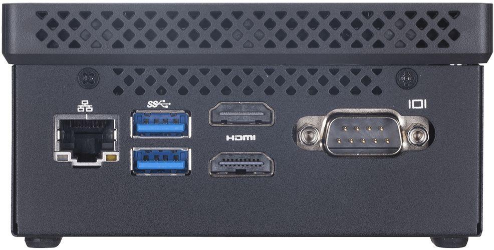 Настолен компютър Gigabyte BLDP - 5005R, черен - 3