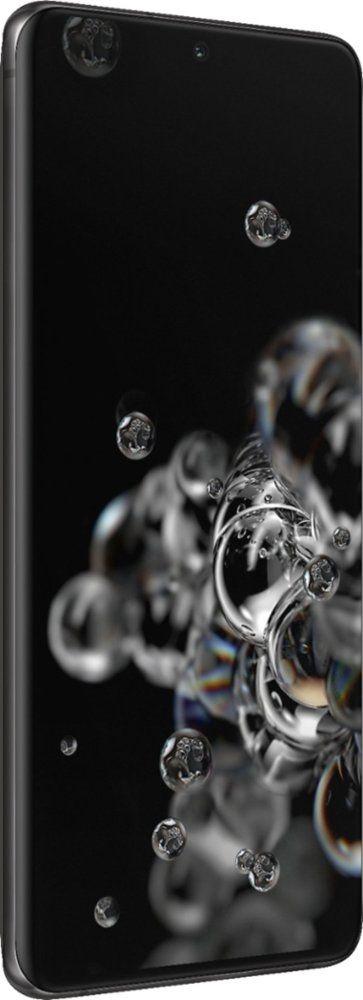 """Смартфон Samsung Galaxy S20 Ultra - 6.9"""", 128GB, черен - 2"""
