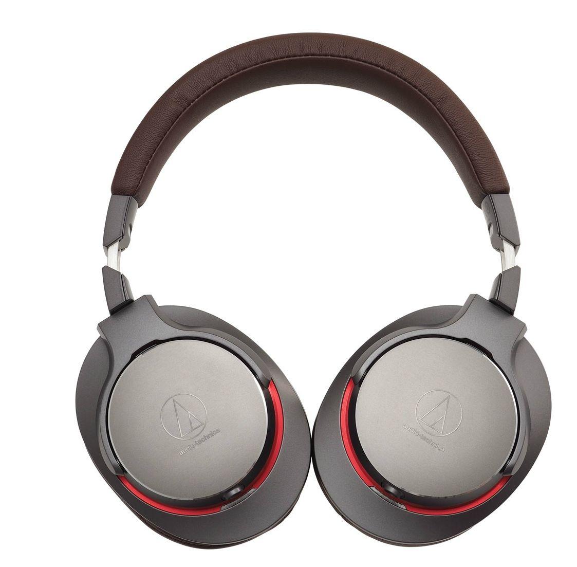 Слушалки Audio-Technica - ATH-MSR7b, hi-fi, gunmetal - 2