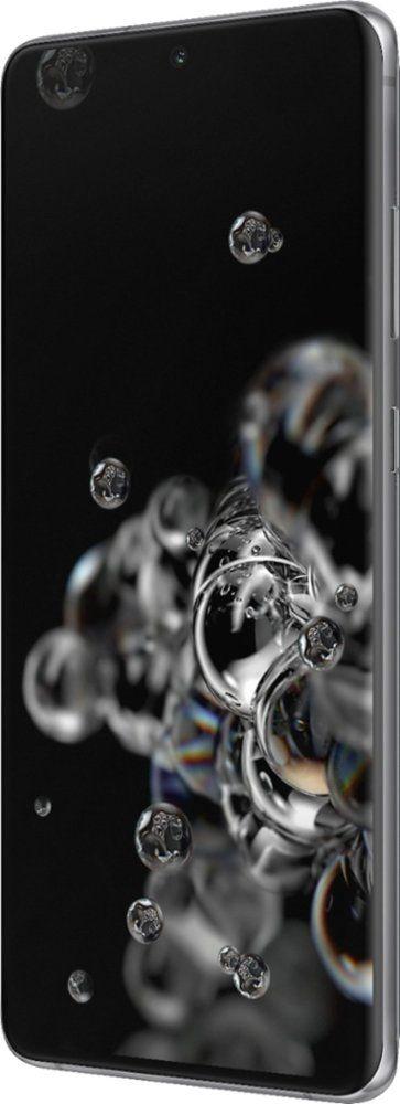 "Смартфон Samsung Galaxy S20 Ultra - 6.9"", 128GB, сив - 2"