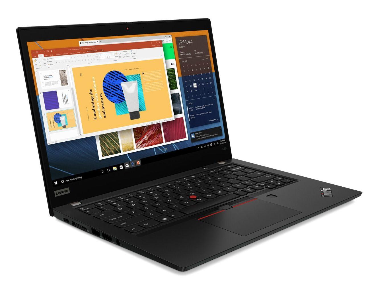 Лаптоп Lenovo ThinkPad - T590, черен - 2