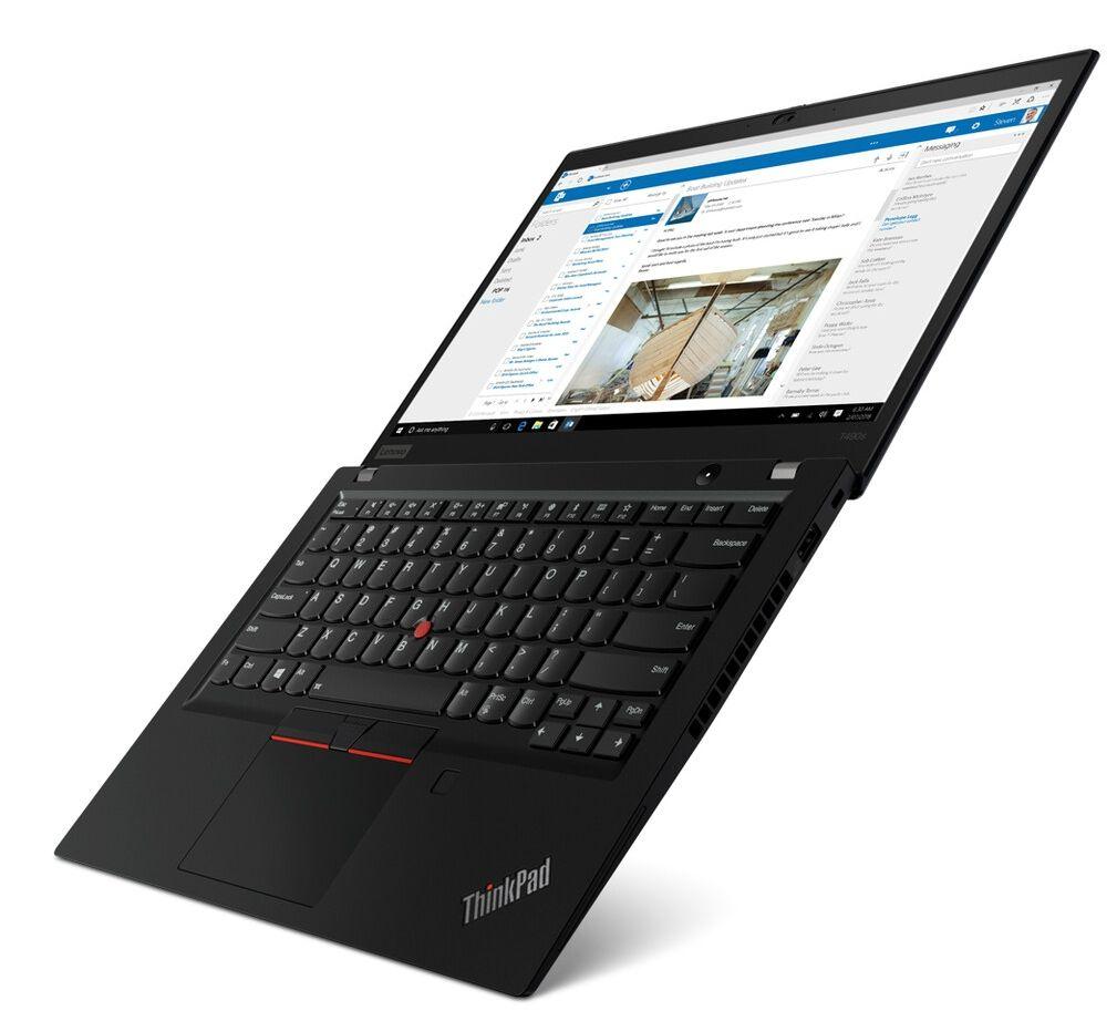 Лаптоп Lenovo ThinkPad - T590, черен - 3