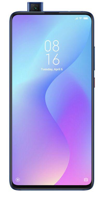"Смартфон Xiaomi Mi 9T - 6.39"", 64GB, glacier blue - 1"