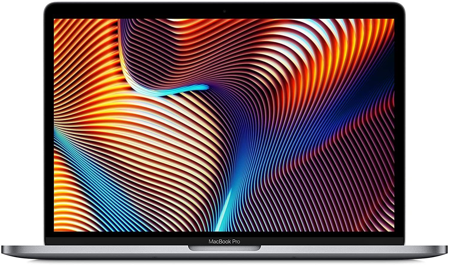 "Лаптоп Apple MacBook Pro - 13"", Touch Bar, Space Grey - 1"