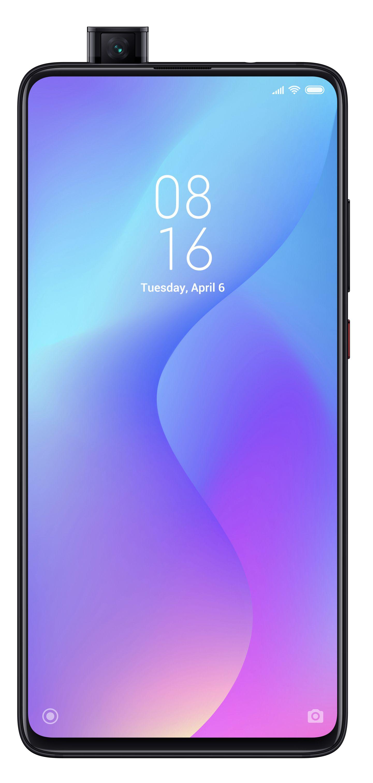 "Смартфон Xiaomi Mi 9T - 6.39"", 64GB, carbon black - 1"