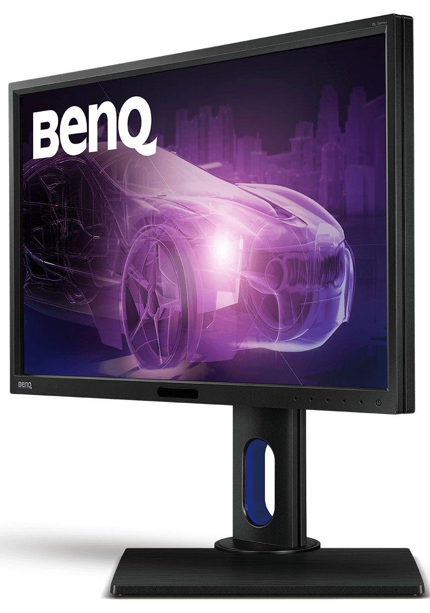 """Монитор BenQ - BL2420PT, 23.8"""", QHD, черен - 5"""