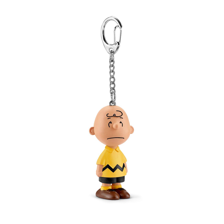 """Фигурка Schleich от серията """"Peanuts"""": Ключодържател - Чарли Браун - 1"""