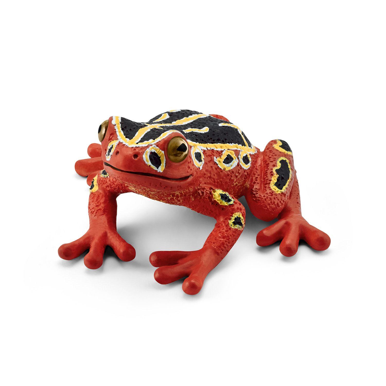 Фигурка Schleich от серията Дивия живот - Африка: Африканска тръстикова жаба - 1
