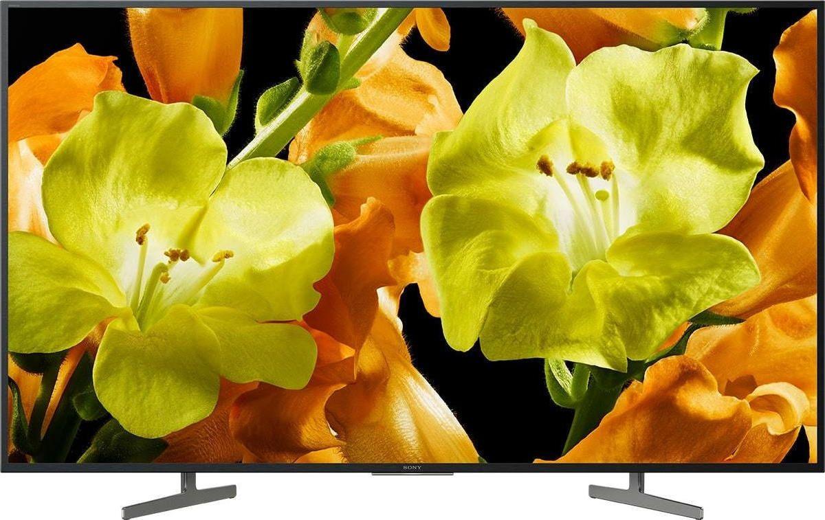 """Телевизор Sony - KD-43XG8196 43"""", 4K, HDR TV, BRAVIA, черен - 1"""