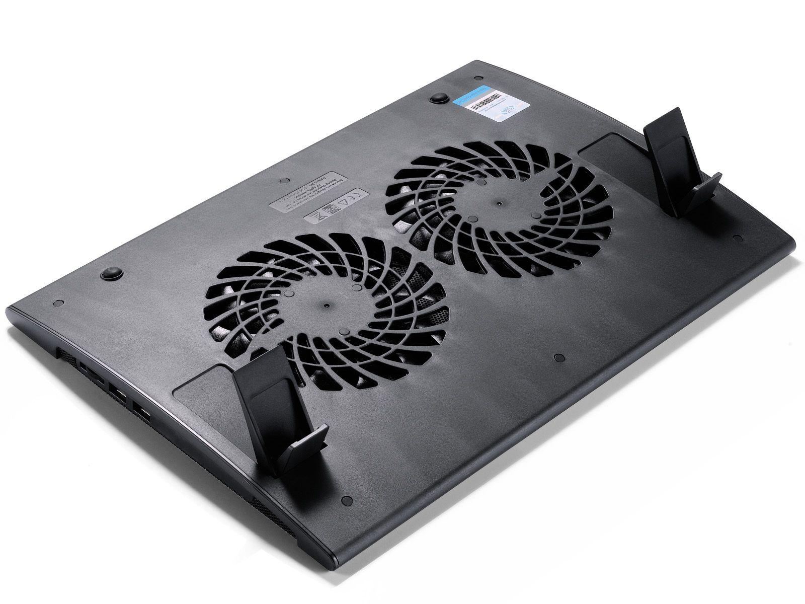 DeepCool WIND PAL FS 17 - черна - 10