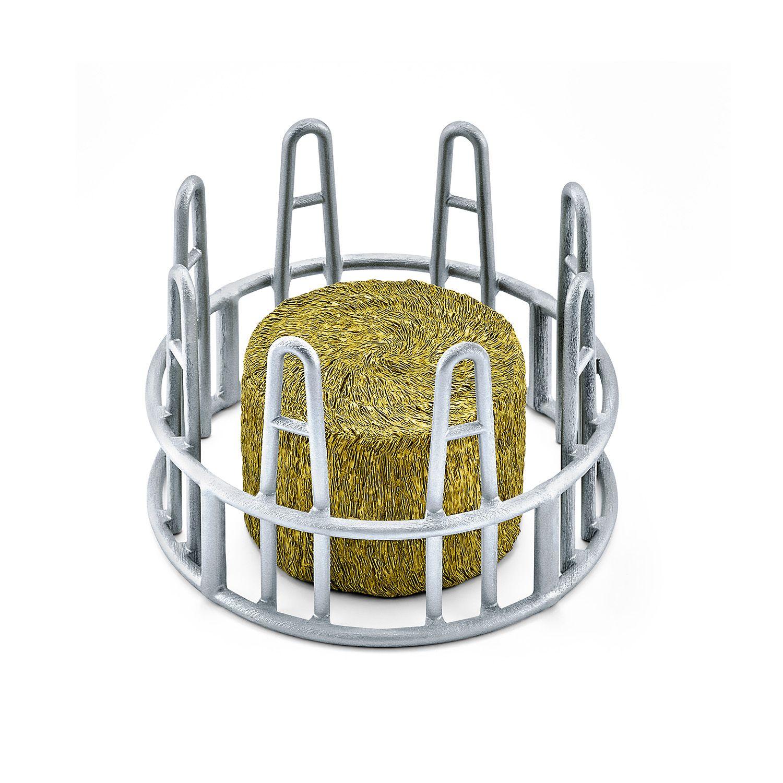 Фигурка Schleich от серията Аксесоари към Животни във фермата: Хранилка за сено - 1