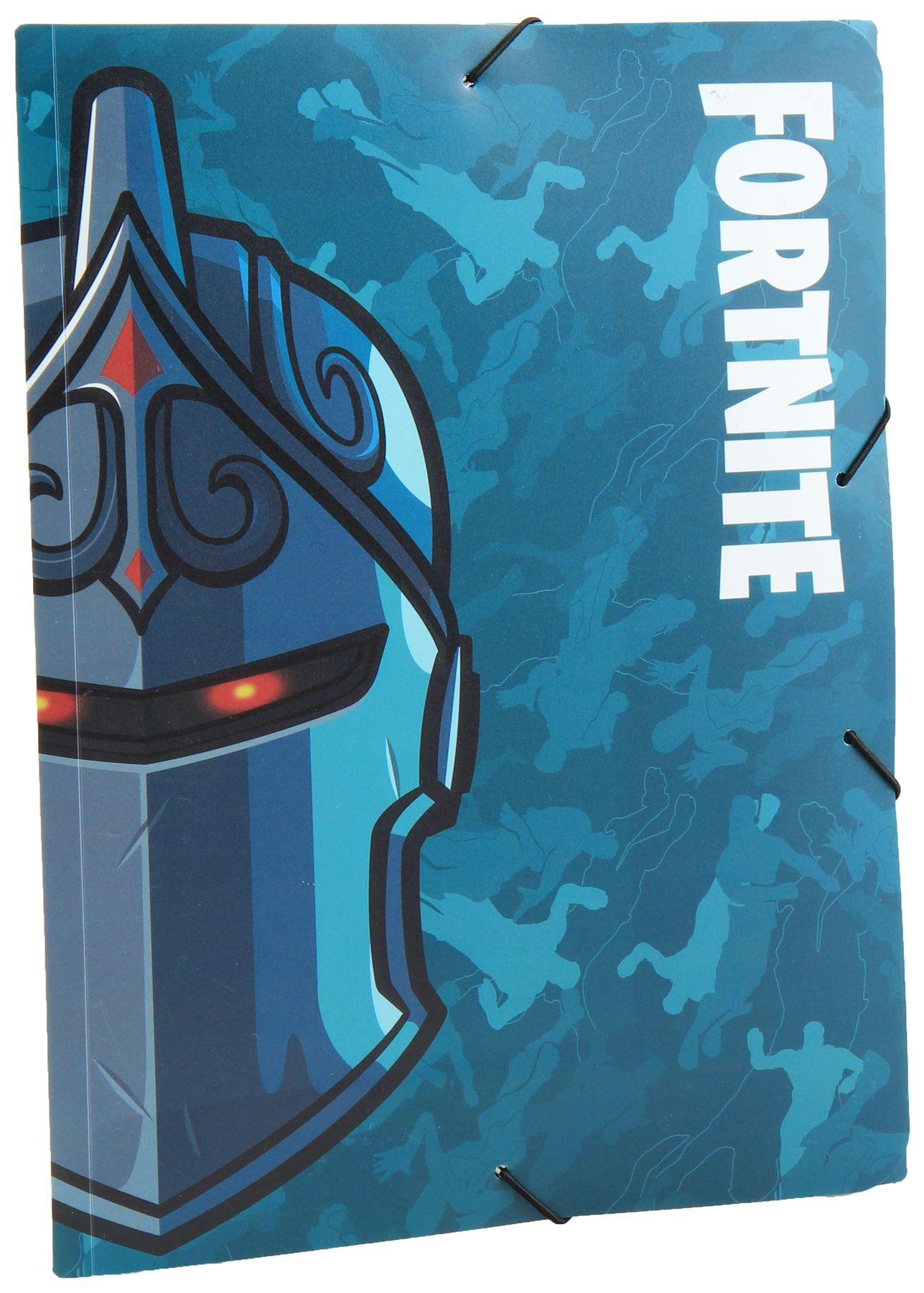 Папка с ластик Fortnite Black Knight А4 - 1