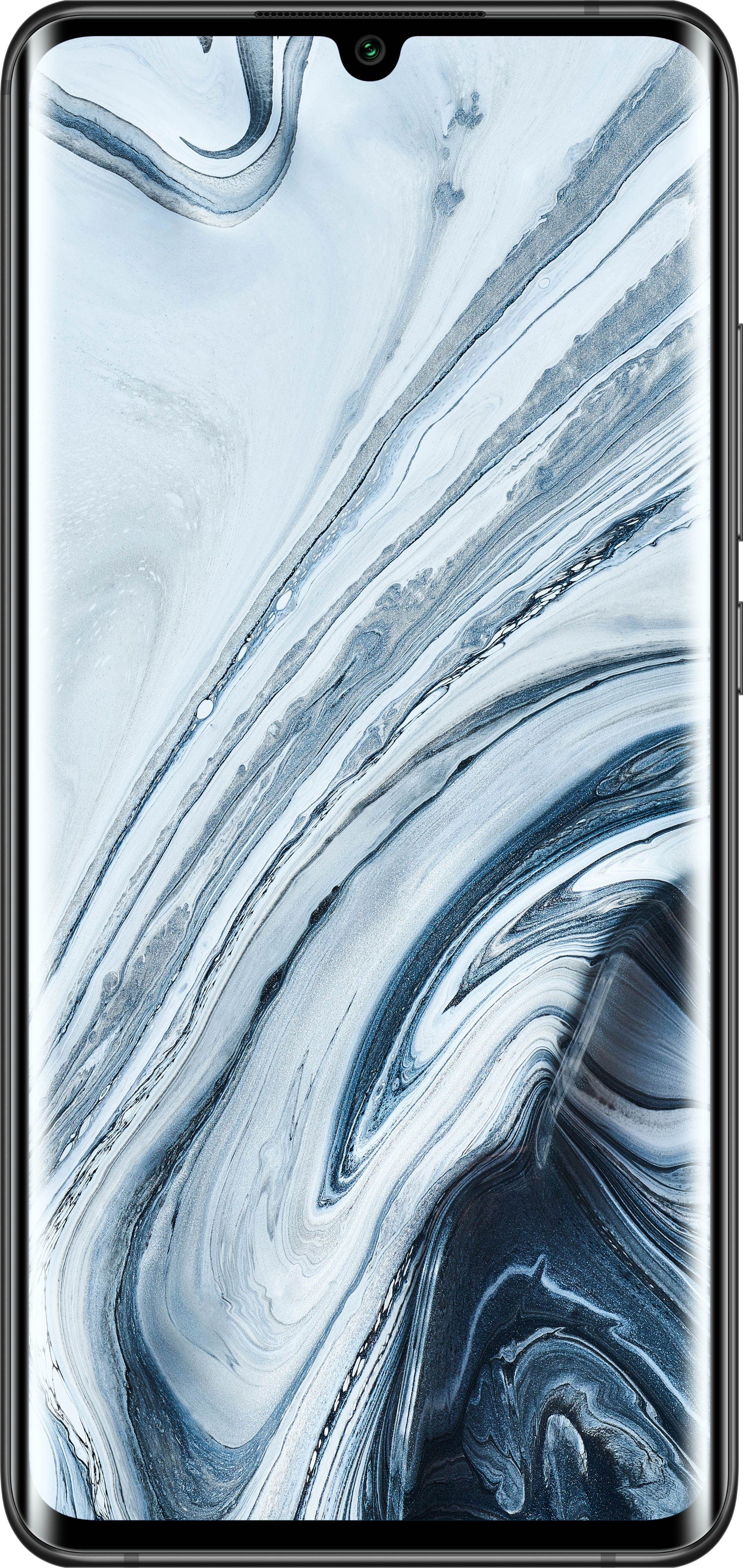 "Смартфон Xiaomi Mi Note 10 - 6.47"", 128GB, midnight black - 1"