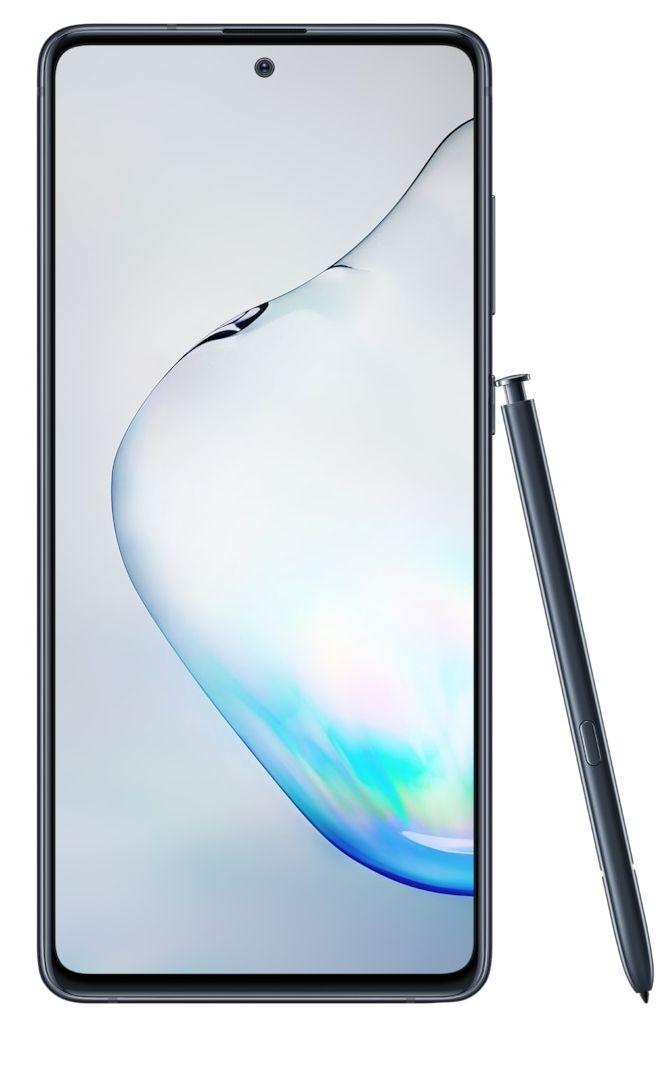 """Смартфон Samsung Galaxy Note 10 Lite - 6.7"""", 128GB, черен - 1"""