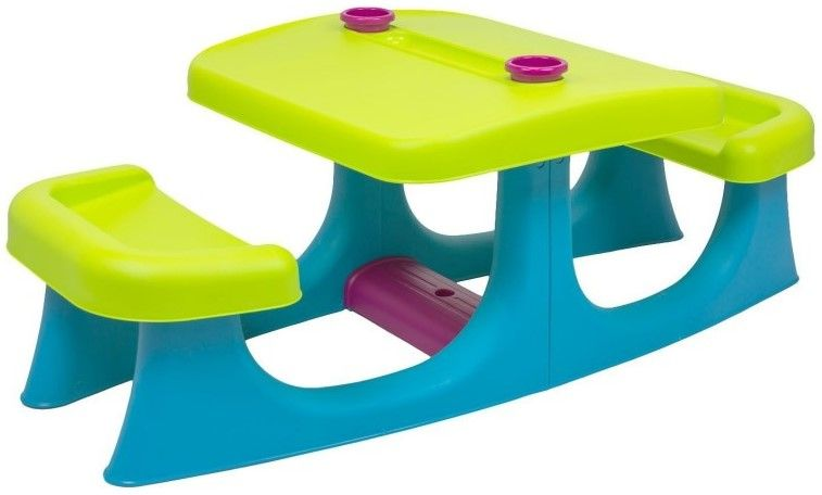 Комплект за градина Keter Patio center - Масичка с пейки - 1
