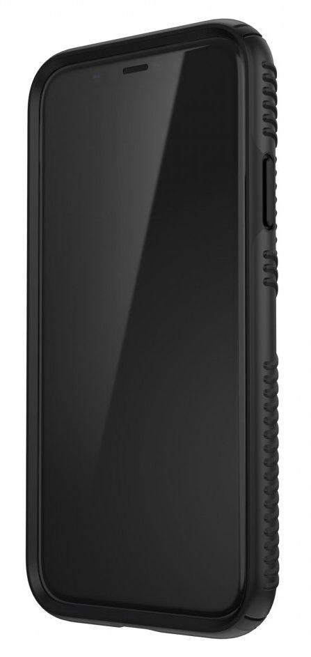 Калъф Speck - Presidio Grip, за iPhone 11, черен - 6