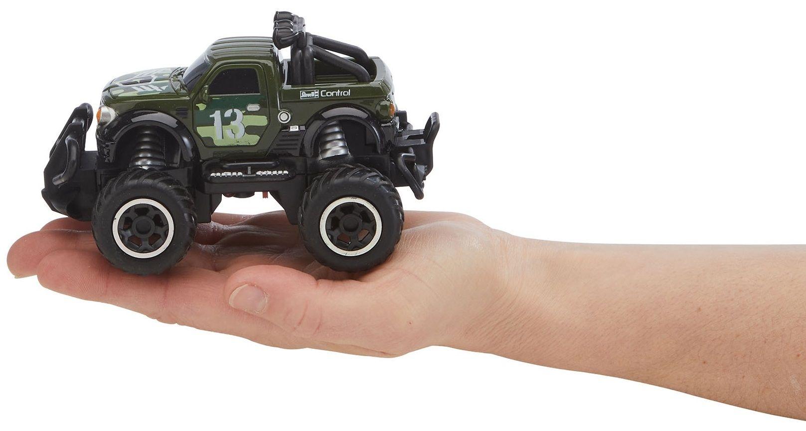 Радиоуправляем джип Revell Control - SUV Field Hunter - 3