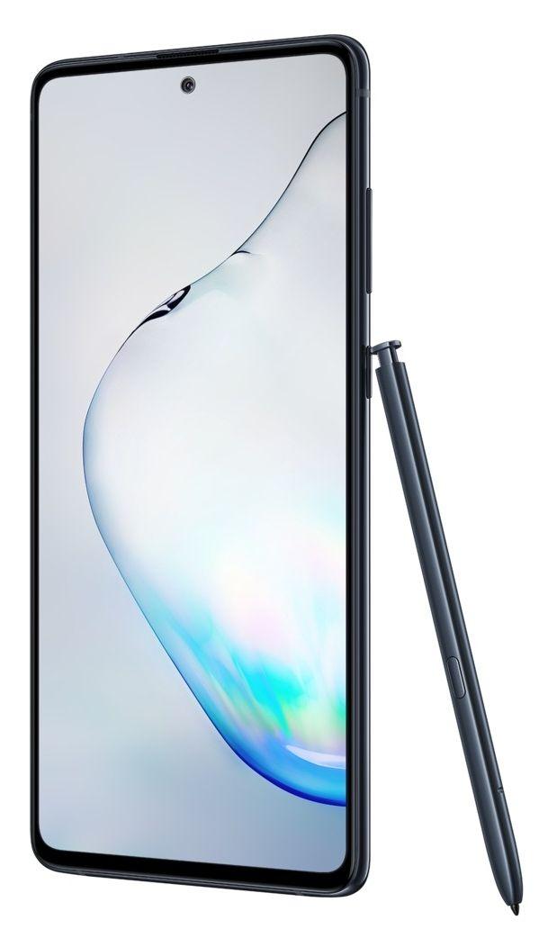 """Смартфон Samsung Galaxy Note 10 Lite - 6.7"""", 128GB, черен - 2"""