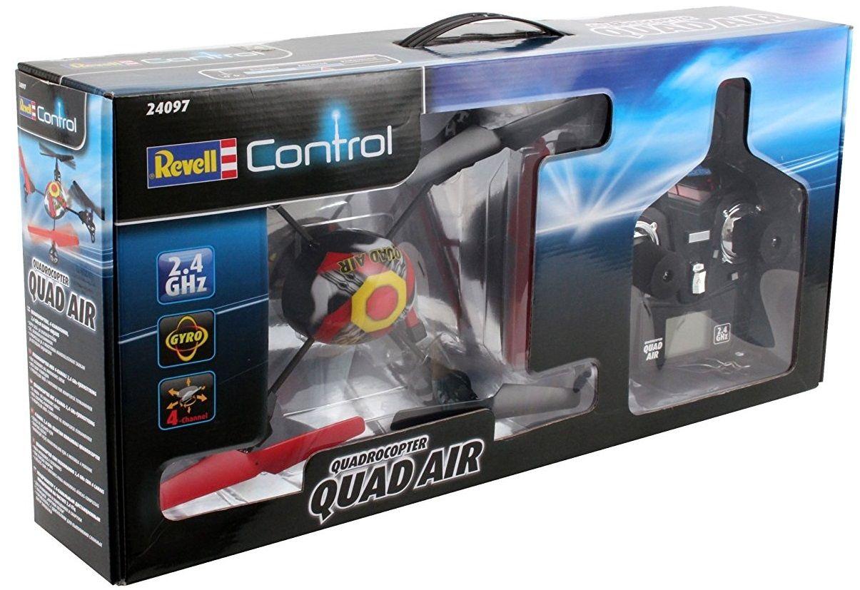 Радиоуправляем Квадрокоптер Revell Quad Air, (24097) - 6