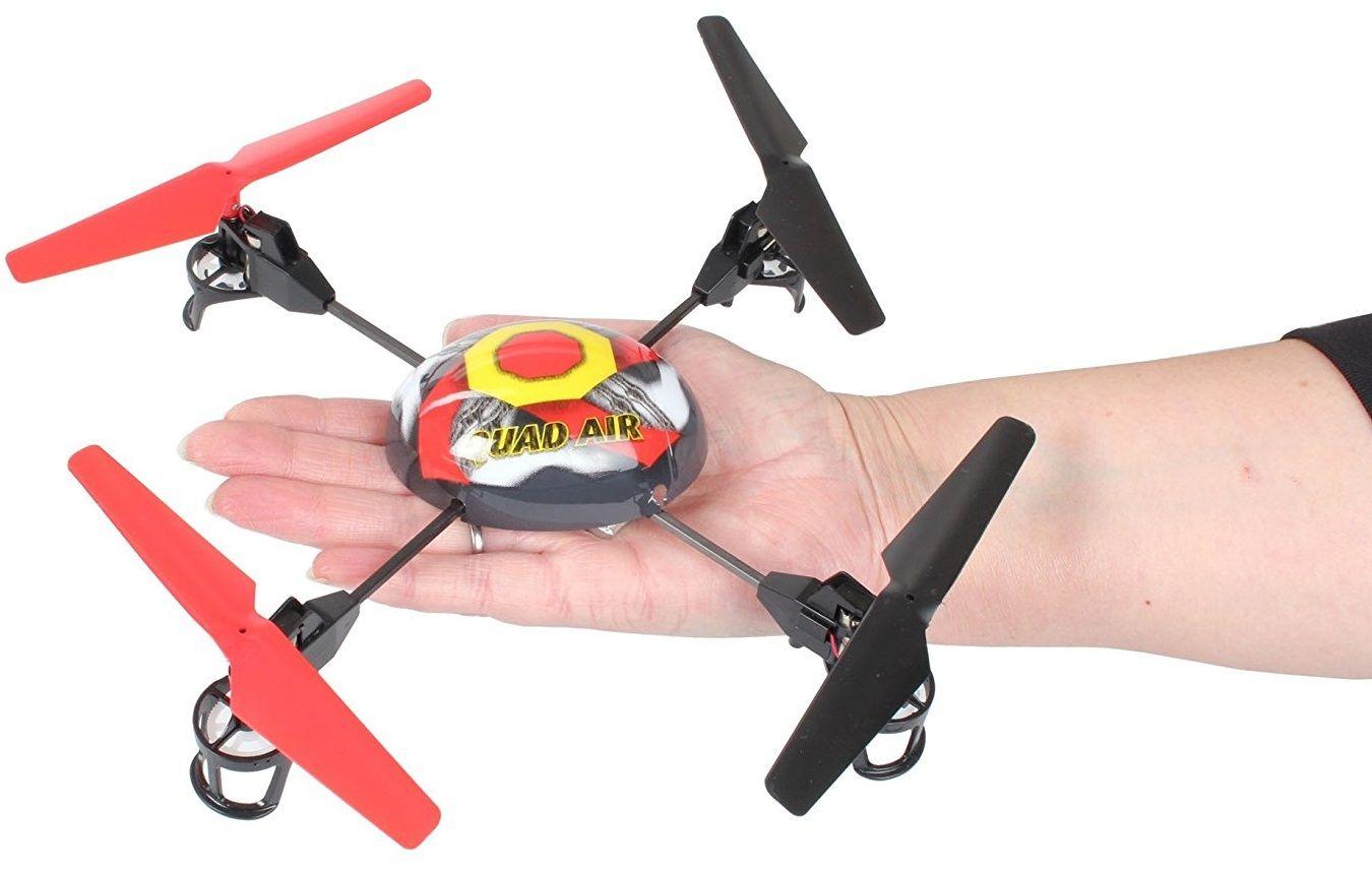 Радиоуправляем Квадрокоптер Revell Quad Air, (24097) - 3