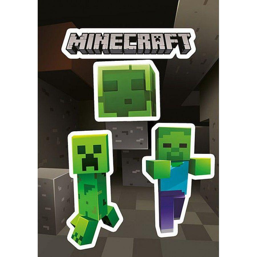 Стикери GB eye Minecraft - Creepers - 1