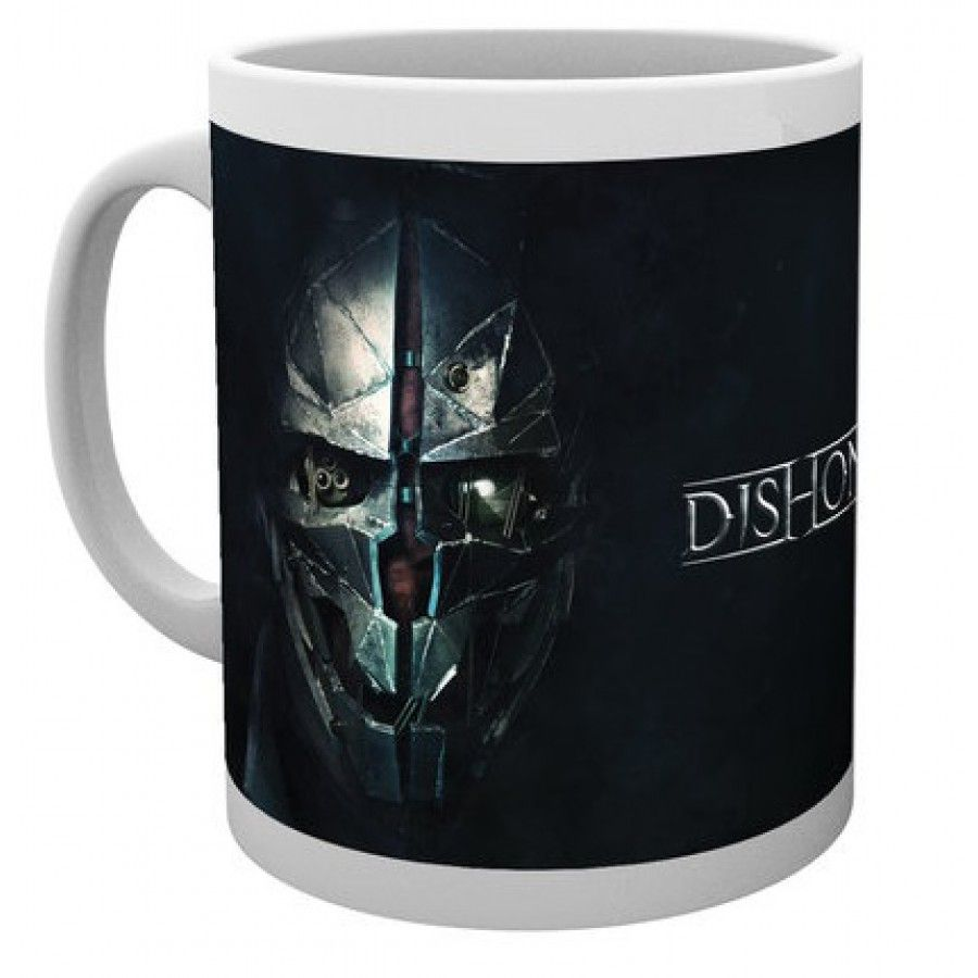 Чаша GB eye Dishonored - 2 Faces - 1