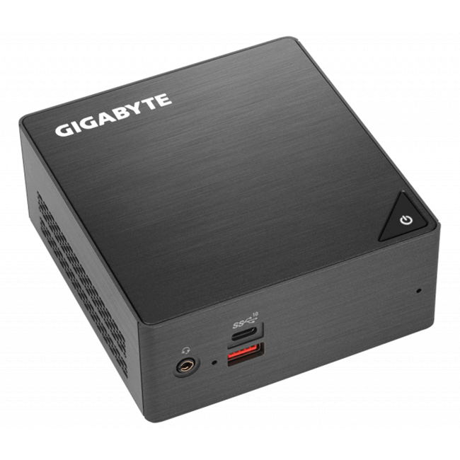 Настолен компютър Gigabyte Brix - BRi7H-8550, черен - 2