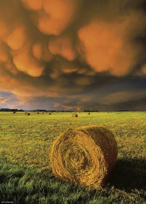 Пъзел Heye от 1000 части - Разразяваща се буря, Силата на Природата - 2