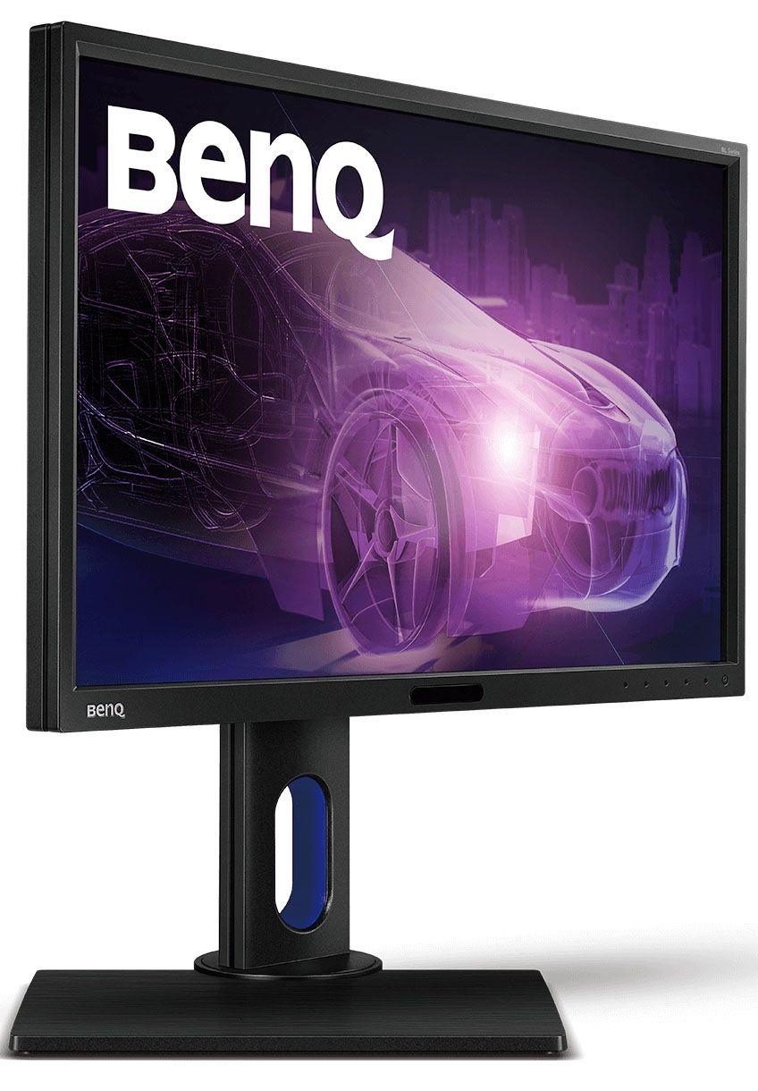 """Монитор BenQ - BL2420PT, 23.8"""", QHD, черен - 4"""