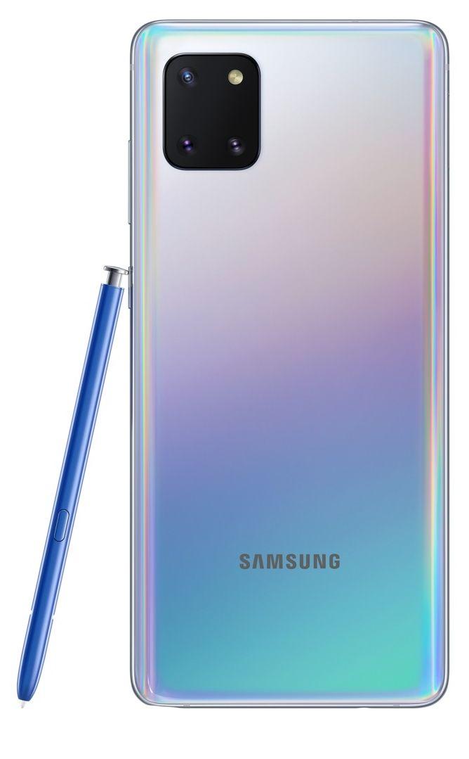 "Смартфон Samsung Galaxy Note 10 Lite - 6.7"", 128GB, aura glow - 4"