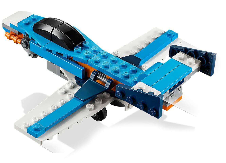 Конструктор 3 в 1 Lego Creator - Витлов самолет (31099) - 5