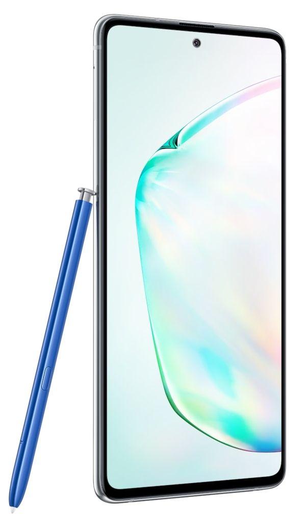 "Смартфон Samsung Galaxy Note 10 Lite - 6.7"", 128GB, aura glow - 3"