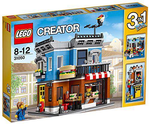 Конструктор Lego Creator - Закусвалня на ъгъла (31050) - 1
