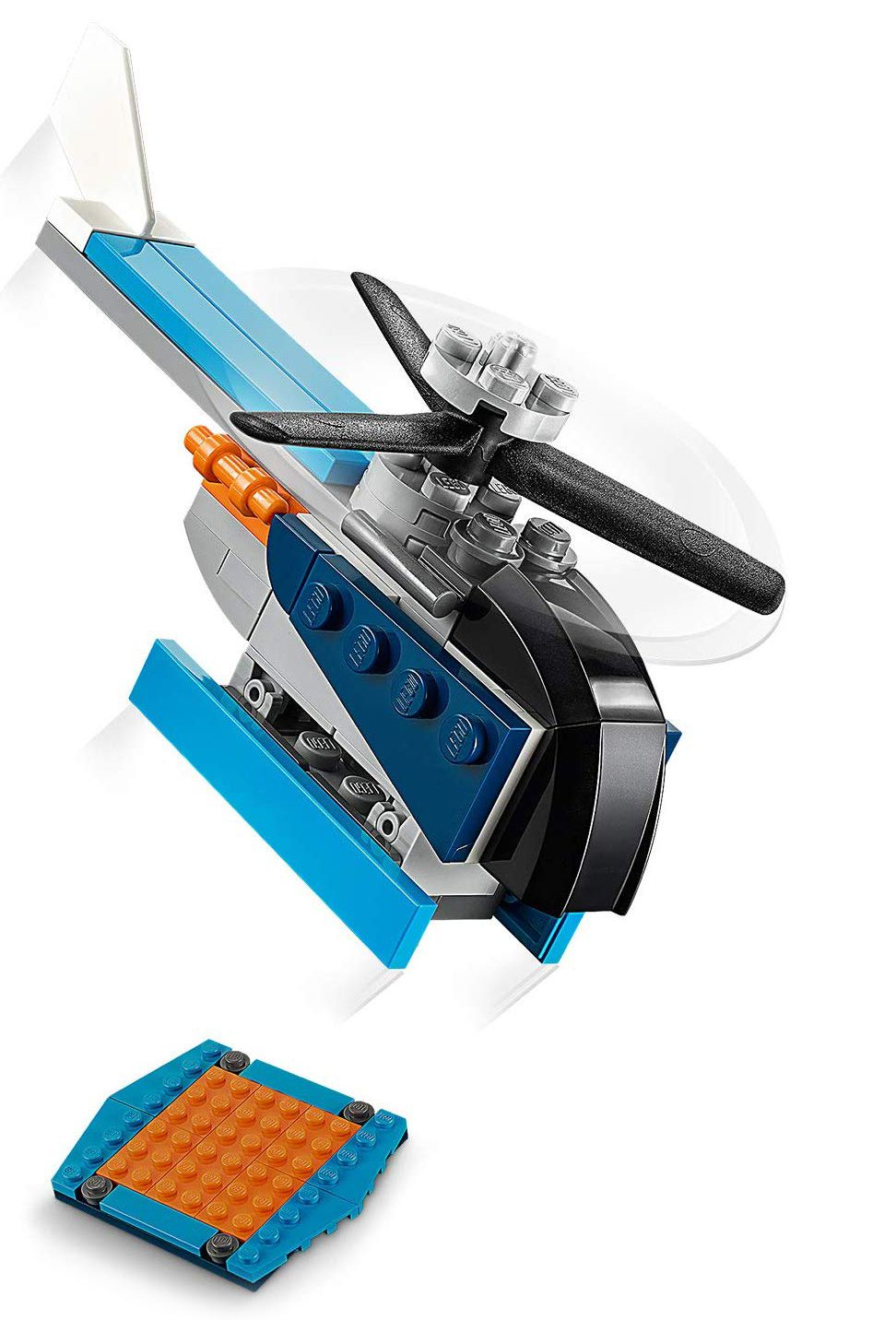 Конструктор 3 в 1 Lego Creator - Витлов самолет (31099) - 4