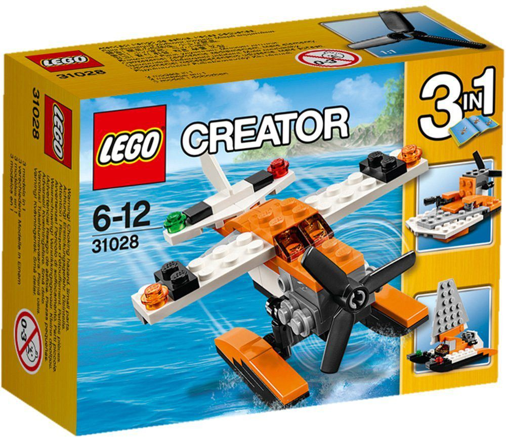 Lego Creator: Хидроплан (31028) - 1