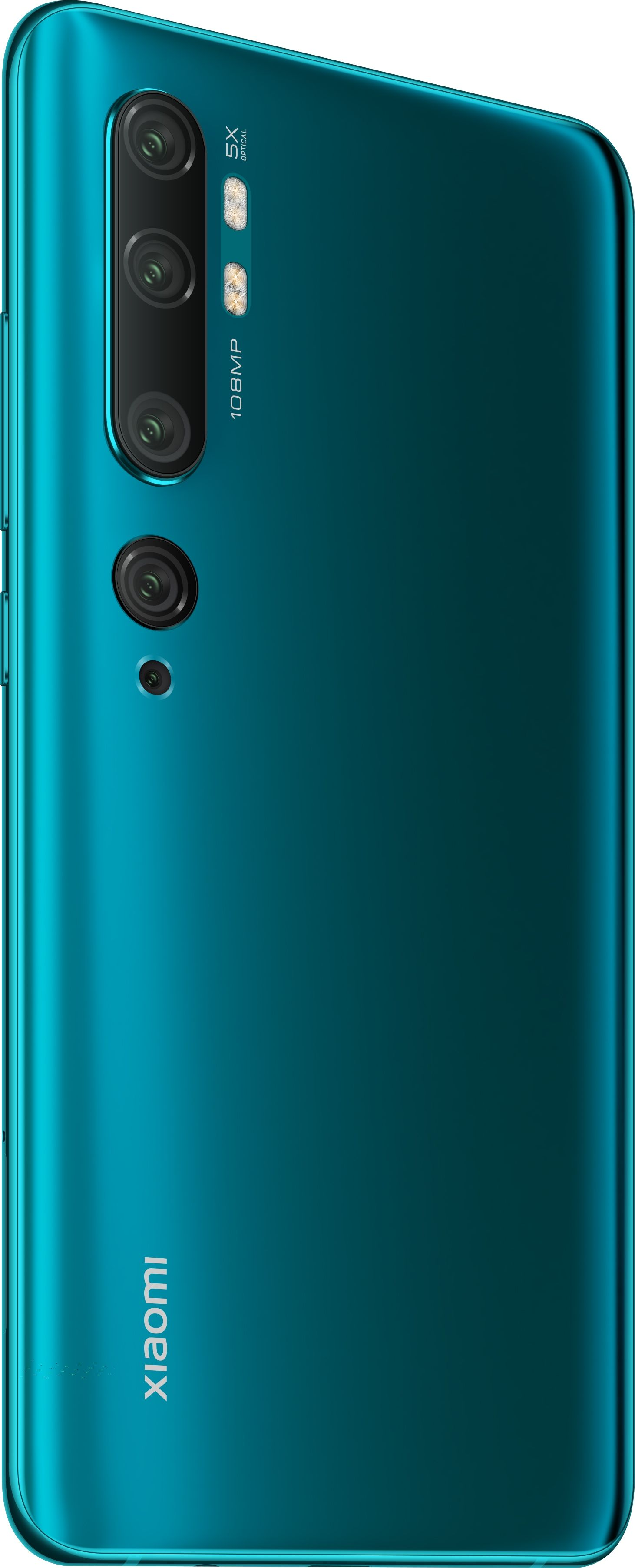 "Смартфон Xiaomi Mi Note 10 - 6.47"", 128GB, aurora green - 3"