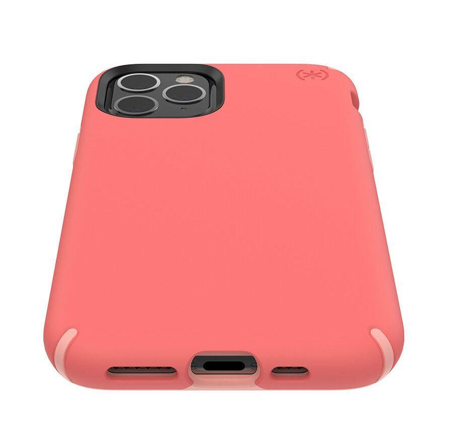 Калъф Speck - Presidio Pro, за iPhone 11 Pro, parrot pink/chiffon pink - 2