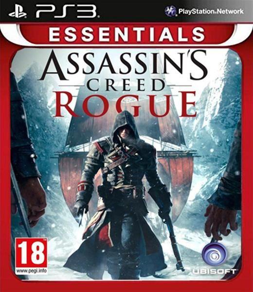 Assassin's Creed Rogue - Essentials (PS3) - 1