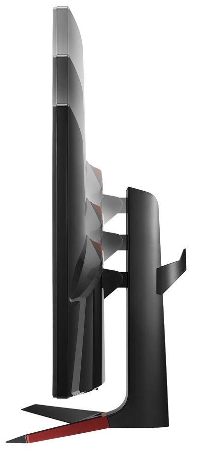 """Монитор LG - 34UC79G-B, 34"""", Curved, 2560 x 1080, FreeSync,черен - 5"""